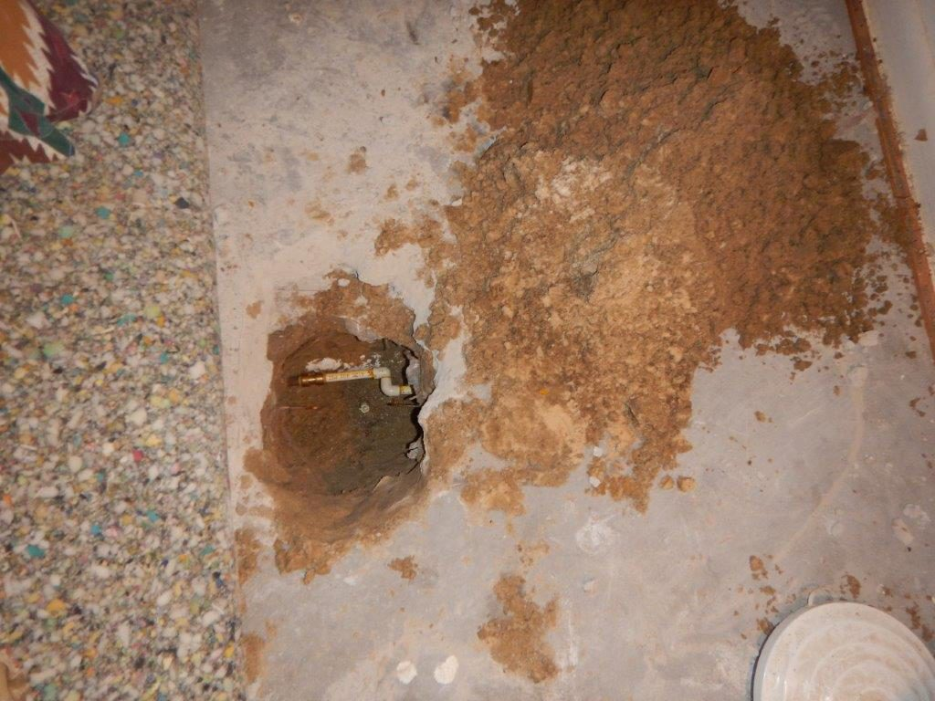 Gainesville Florida Water Leak Detection