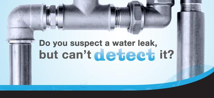 Gainesville Restoration Leak Detection