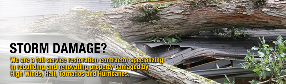 Storm Damage Cleanup Gainesville Florida