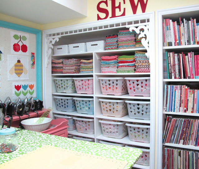 Craft and Sewing Rooms