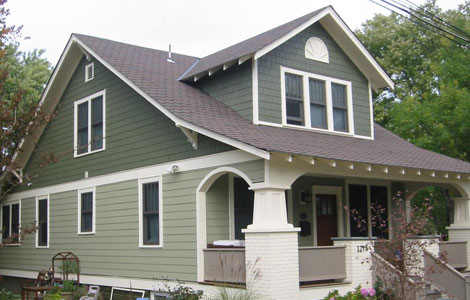 Hardie Board Home Siding