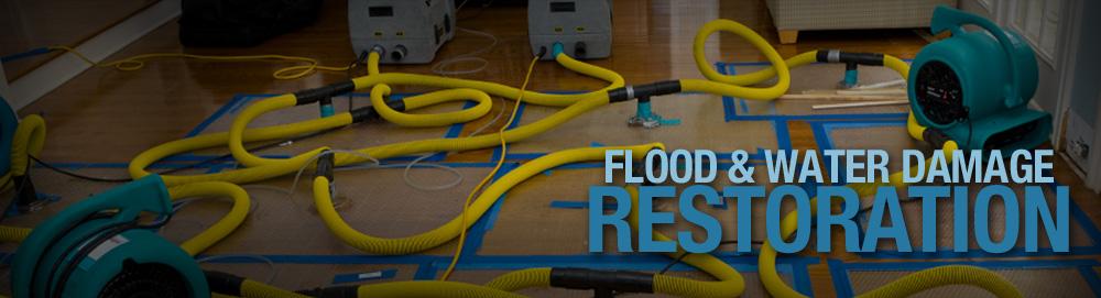 Water Damage Repair and Restoration