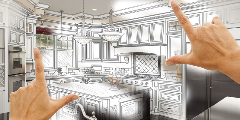 Kitchen Remodel Guide by Gainesville Restoration and Remodeling