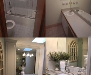 Gainesville florida bathroom remodeling for Bathroom remodel gainesville fl