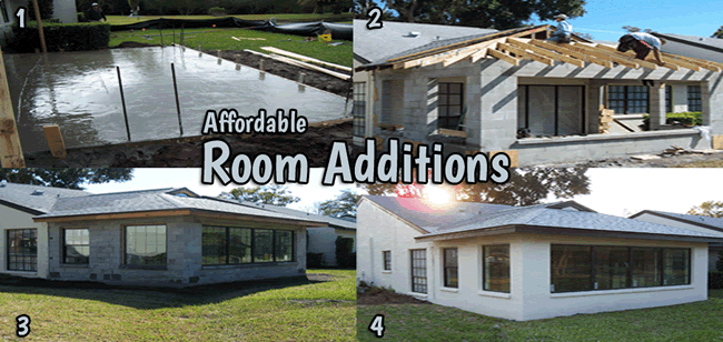 Affordable Room Addition Options