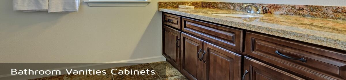 Gainesville Custom Bathroom Cabinets