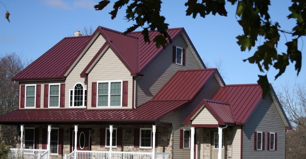 Gainesville Metal Roofing