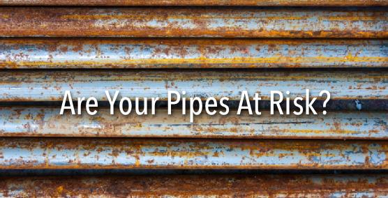 Old Plumbing Pipe